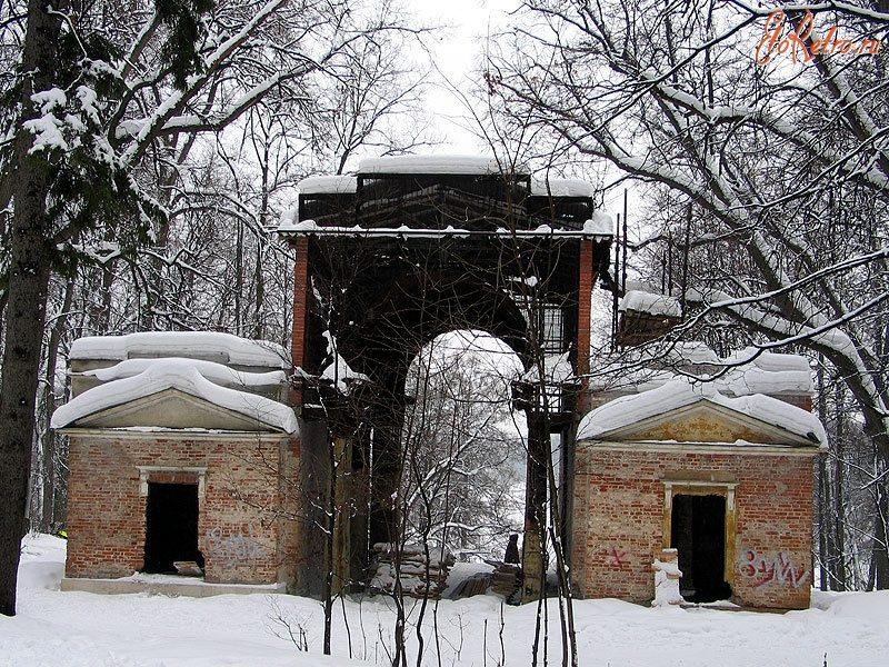 Павильон Миловида, Царицыно