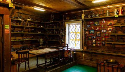 Самое веселое место в городе: музей утюга в Переславле-Залесском