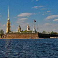 Знаменитые крепости Санкт-Петербурга и Ленинградской области