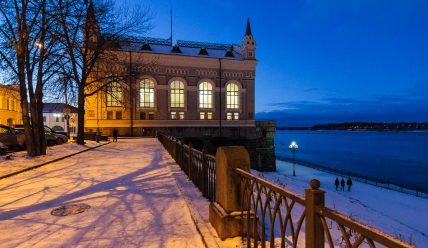 Знакомимся с историей Рыбинска в Рыбинском музее-заповеднике в здании Новой биржи