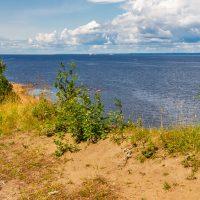 Фотопост: южный берег Финского залива по дороге к форту «Красная Горка»