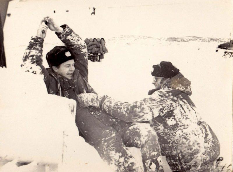 Антарктида, 1980 год