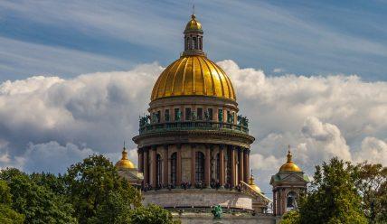 Пост признания в любви: мой Санкт-Петербург