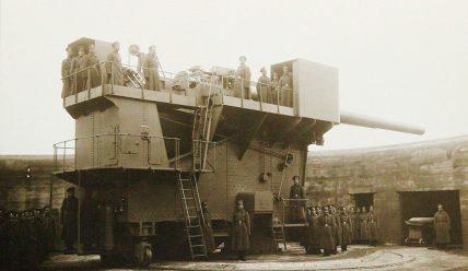 Непобедимый форт «Красная Горка»