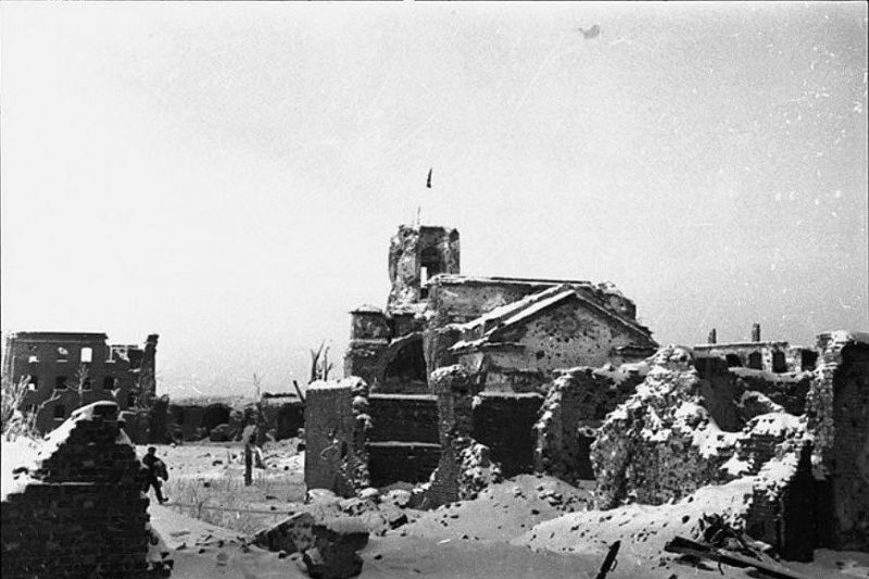 Крепость Орешек. 1943 год