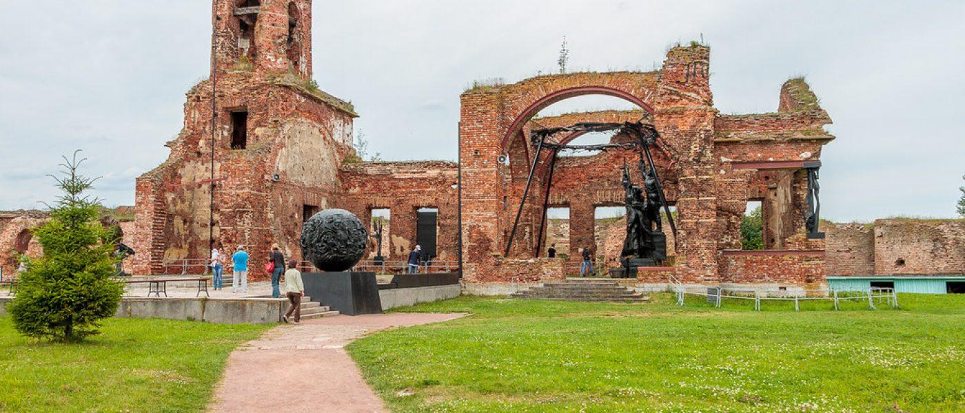 Когда храм нельзя восстанавливать: крепость Орешек в годы Великой Отечественной войны