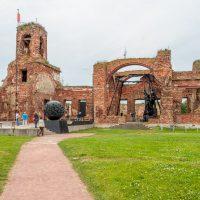 Орех, который оказался не по зубам немцам: крепость Орешек в годы Великой Отечественной войны