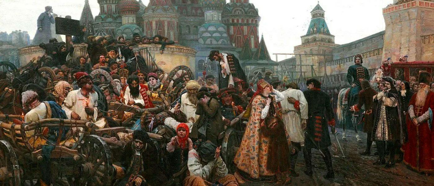 Бойкое место: краткая история Красной площади в Москве