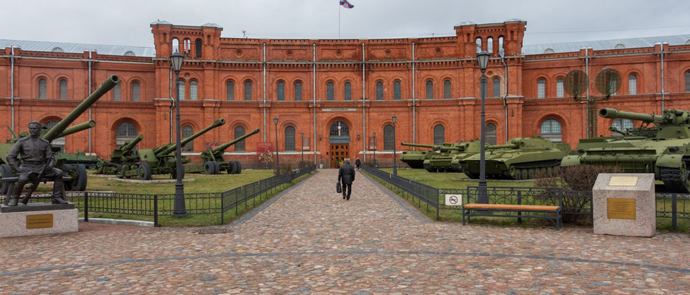 Женский взгляд на Артиллерийский музей в Санкт-Петербурге