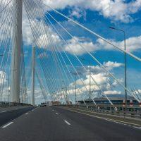 Дороги и дорожное движение в Санкт-Петербурге: взгляд со стороны