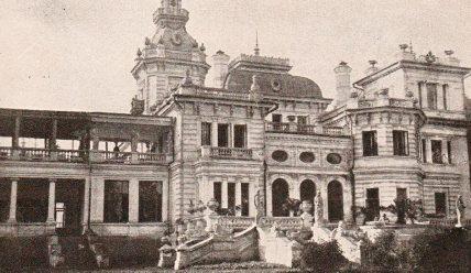 Ховрино: усадьба Грачёвка и бывшая дачная местность