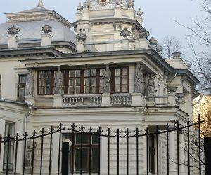 Усадьба Грачёвка, Лев Кекушев, Москва