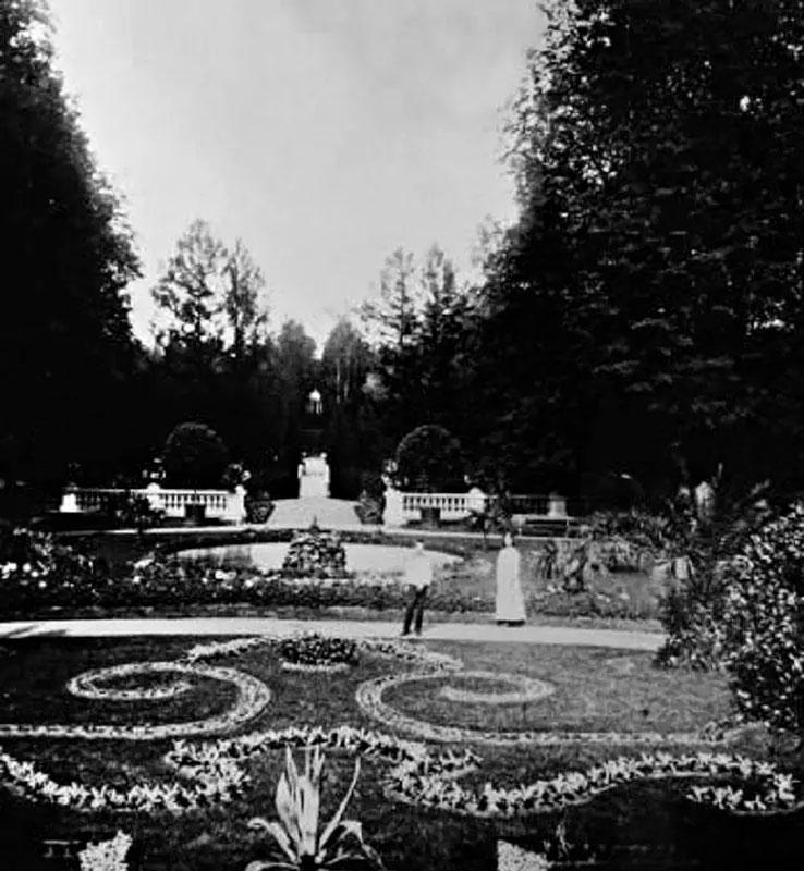 Парк в Ховрине