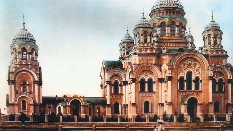 Казанский кафедральный собор (разрушен), Иркутск