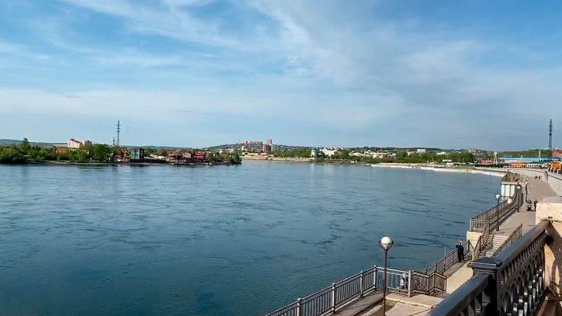 Ангара, Иркутск