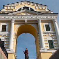 Мой отзыв об онлайн-экскурсии по историческому центру Иркутска