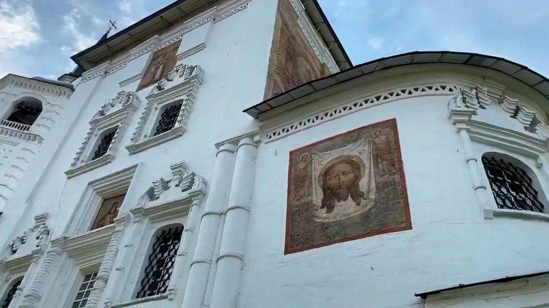 Спасская церковь, Иркутск
