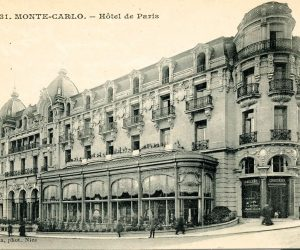 Hôtel de Paris, Монте-Карло, Монако