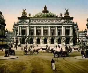 Парижская опера, Франция