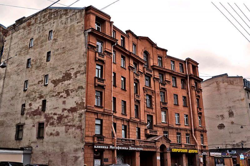 Доходный дом Николая Занина
