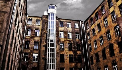 Сходила на онлайн экскурсию «Обратная сторона Петербурга». Рассказываю, как она проходит и что я узнала на ней