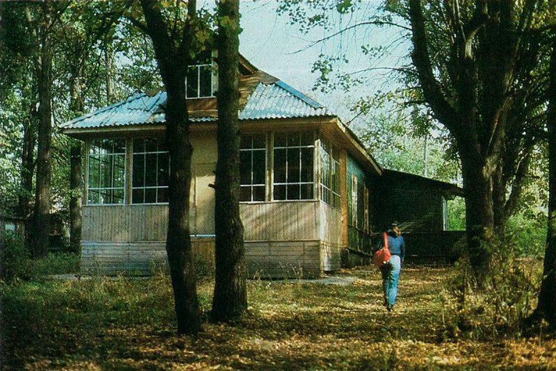 Дом-музей В.В.Маяковского, Пушкино