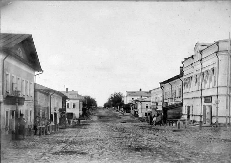 Улица Троицкая, Кимры