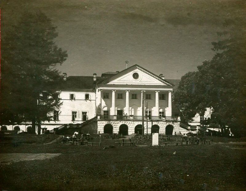 Усадьба Ольгово, 1925-1940 годы