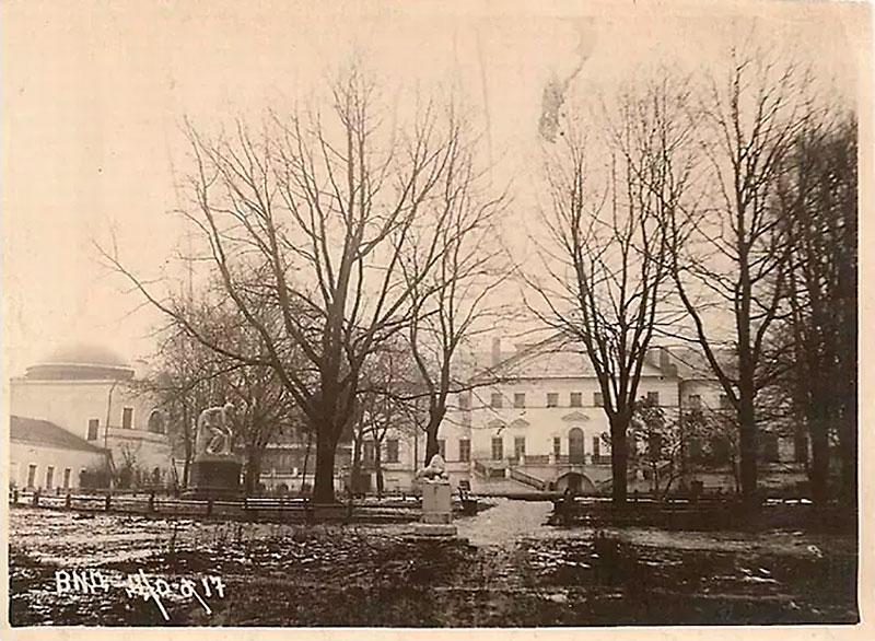 Усадьба Ольгово, 1950 год