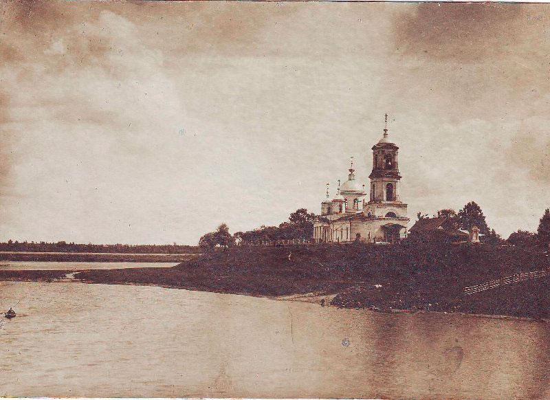 Церковь Воскресения Словущего, 1921 год