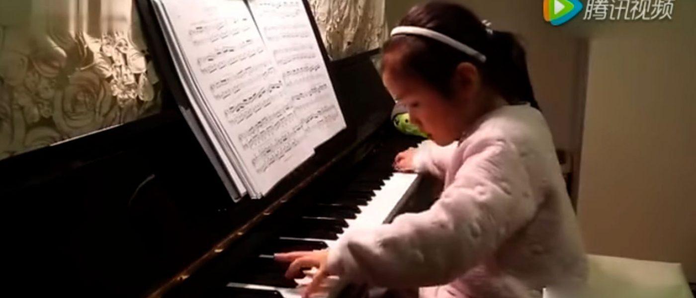 Почему китайские дети так здорово играют на фортепиано?