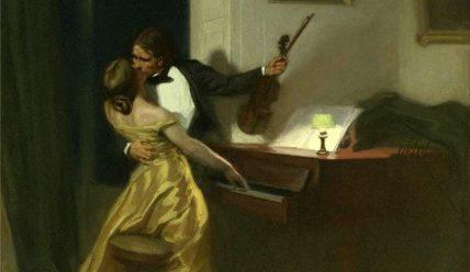 Крейцерова соната Бетховена и Толстого