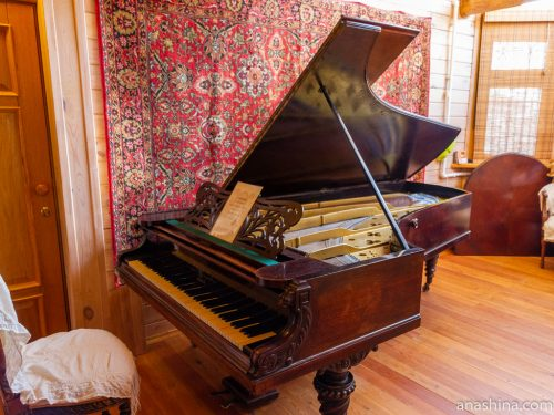 Концертный рояль C.Bechstein