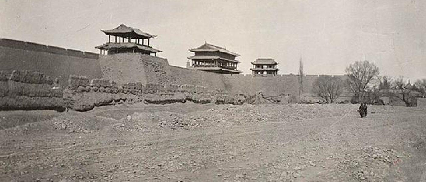 «Два стихотворения в жанре цы о Лянчжоу» Ван Чжихуаня