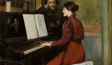 Как я учусь читать с листа музыкальные произведения