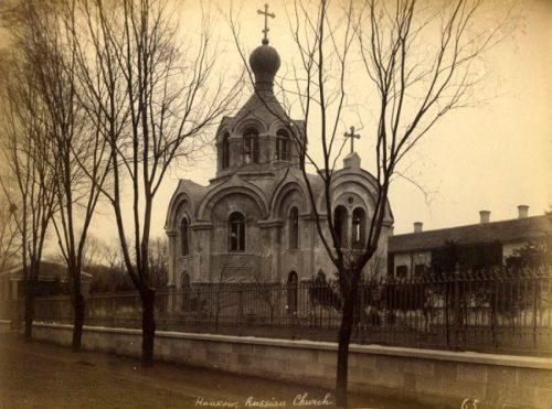 Церковь Александра Невского в Ханькоу