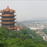 Стихи Ли Бо «В башне Желтого журавля провожаю Мэн Хаожаня в Гуанлин»