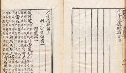 Как во время учебы в университете мы читали «Дао дэ цзин» на вэньяне