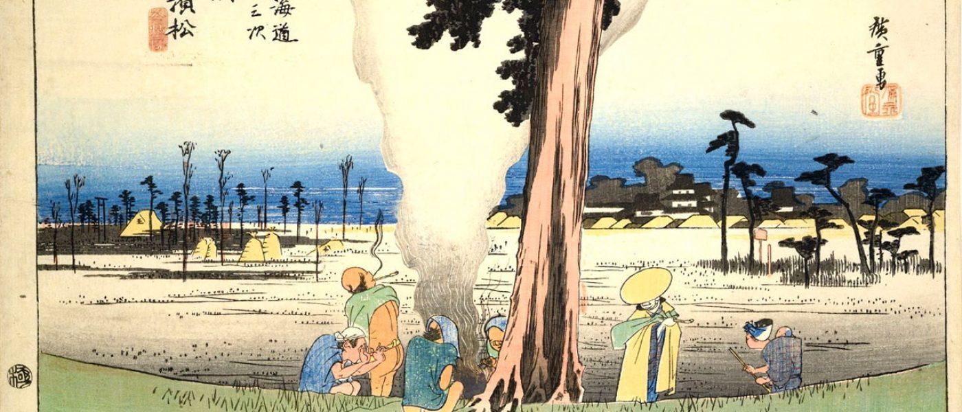 Хайку Басё: зимнее увядание, которое, возможно, вовсе не увядание