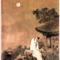 Жемчужина китайской поэзии: стихи Ли Бо «Думы тихой ночью»