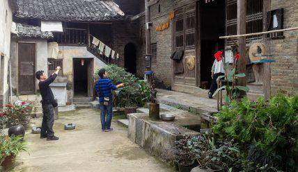Трехсотлетний жилой дом-музей семьи Пань в китайской глубинке