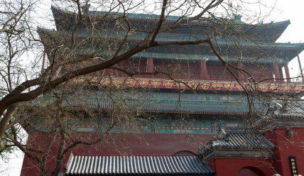 Барабанная и Колокольная башни в Пекине. Шоу барабанщиков и легенда об отливке Большого колокола