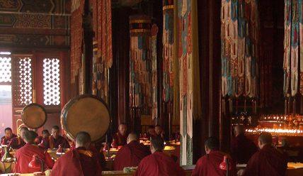 Почему буддийские монахи в Китае носят фамилию Ши 释