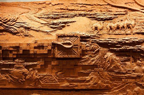 Великий шелковый путь, терракотовая армия, компас сынань и другие изобретения древности