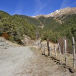 Горы в Ордино