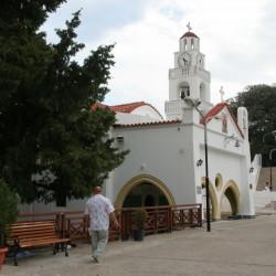 Монастырь Богородицы Цамбики на Родосе