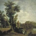 Дворцовый парк в Гатчине: озера, Березовый дом, павильон Венеры, водный лабиринт