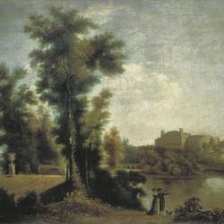 Гатчина, Дворцовый парк, Щедрин,