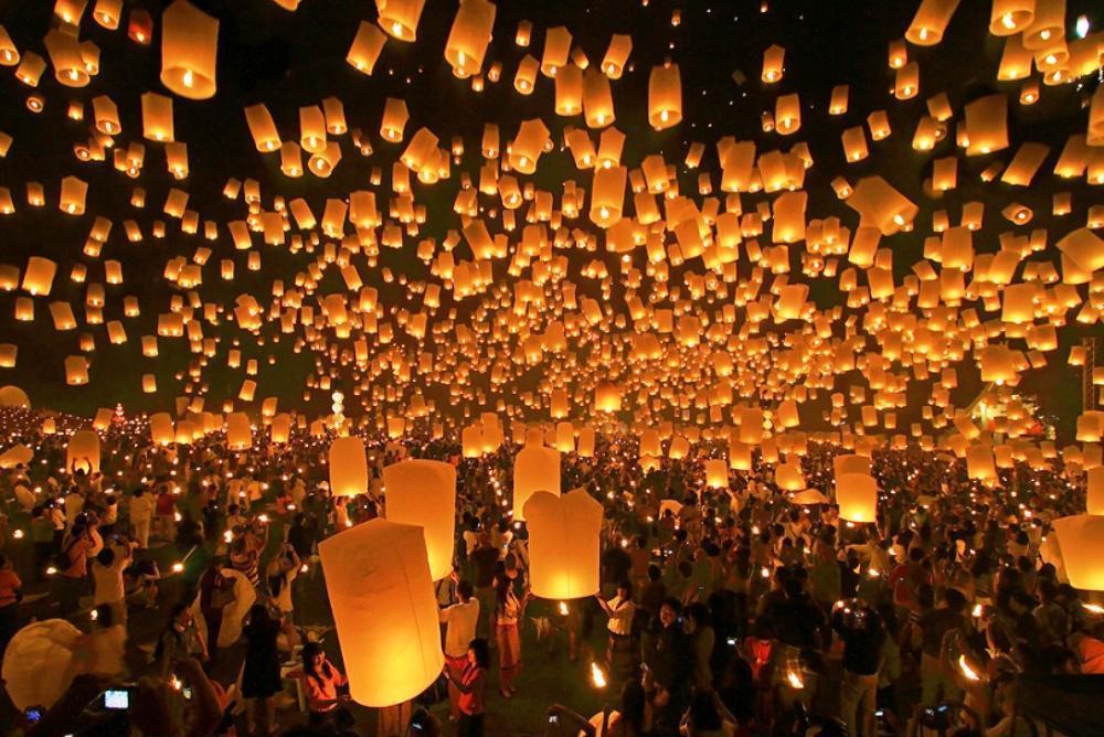 Праздник фонареи