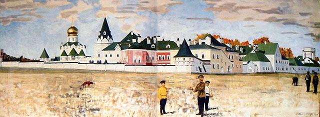 Федоровский городок в Царском Селе